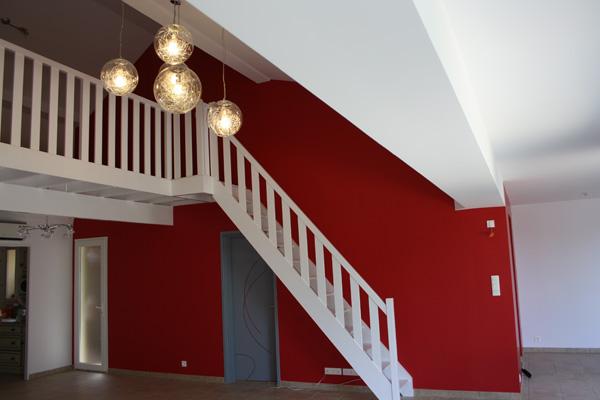 D coration int rieure poitiers entreprise de peinture for Peinture de decoration interieure